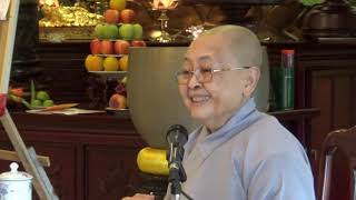 Thiền Tập Chánh Niệm (Ni sư Thích Nữ Thuần Bạch, tv. Đạo Viên, 15.9.2019)