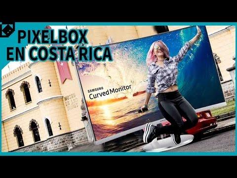COBERTURA DEL CONNECTURDAY EN COSTA RICA / PIXELBOX - SAMSUNG CURVED MONITOR
