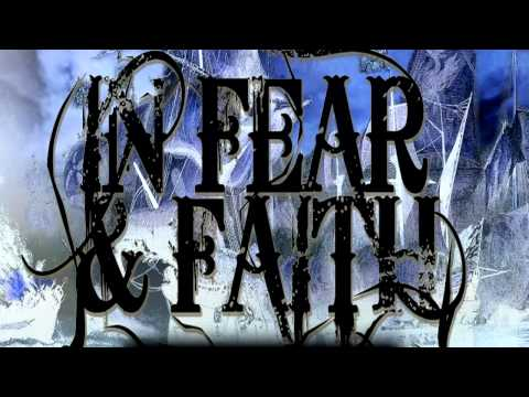 In Fear and Faith - It All Comes Out (On the Way Down) | Single | LYRICS!