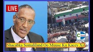 WAR XASAASI AH; Shacabka Somaliland Oo Ku Kacay Muuse Biixi Iyo Arin Lama Filaan ah Oo Ka Jirta