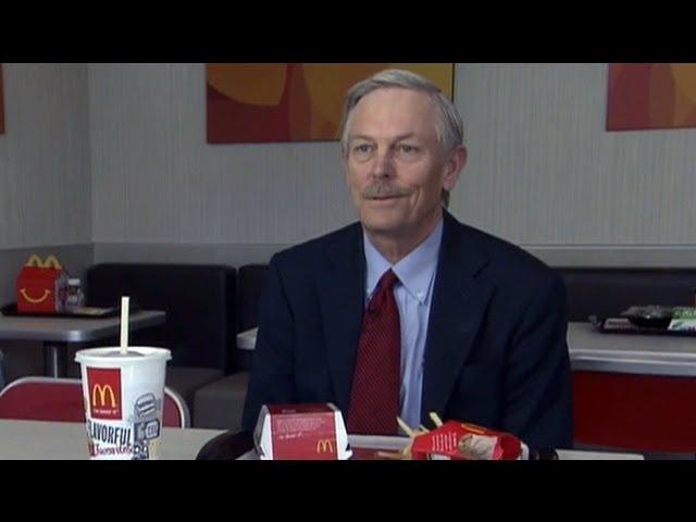 Man Eats 10 Big Macs a Week, Says Hes Healthy