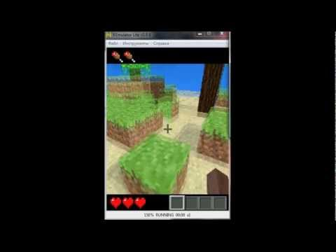 Minecraft (terraria) 2D на телефон [Часть 1]