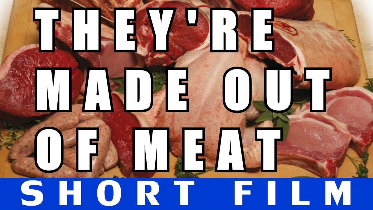 theyre made out of meat Full online text of they're made out of meat by terry bisson other short stories by terry bisson also available along with many others by classic and contemporary authors.