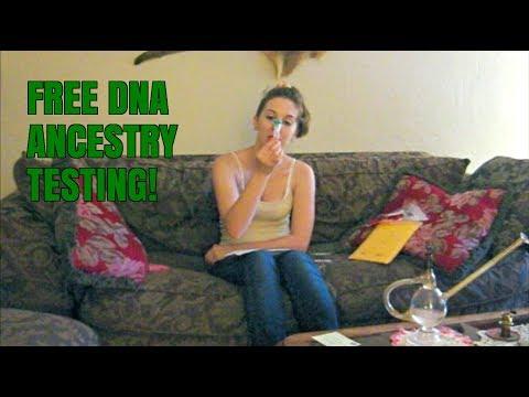 FREE DNA ANCESTRY TESTING (Pt. 2)
