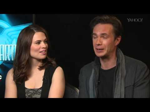 "Agent Carter interviews ""It's Not Just Sexism for Sexism Sake""."