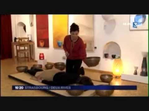 Massage bols tibetains Alsace strasbourg