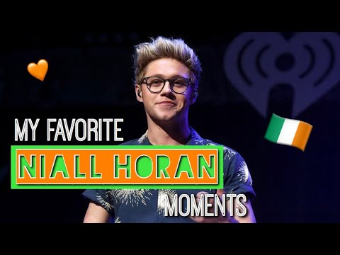MY FAVORITE NIALL HORAN MOMENTS