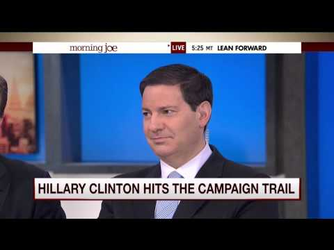 Mark Halperin: Hillary's burrito trip was fun