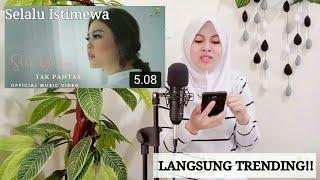 Gambar cover Selfi Yamma LIDA - Tak Pantas | Official Music Video (REACTION)