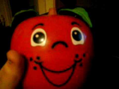 MR. HAPPY APPLE FACE