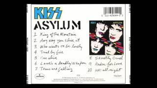 KISS Asylum - Radar For Love