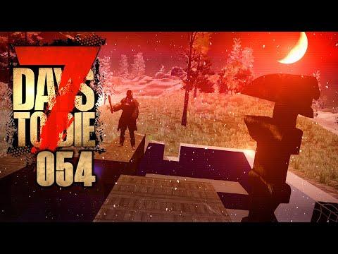 7 DAYS TO DIE 🧟♂️ 054: Blutmond Bunker, Etage Eins