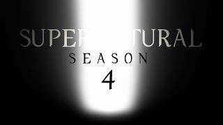 Supernatural: Season 4 - Fan Made Trailer