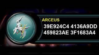 Código dos Pokémons lendários do Pokémon Light Platinum emulador GBA