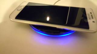 Samsung Wireless Charger Unboxing  - Compatible with S6, S7 & S7 Edge and the New Galaxy Note7 thumbnail