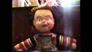 """My old homemade """"Childs Play"""" movie (1994)"""