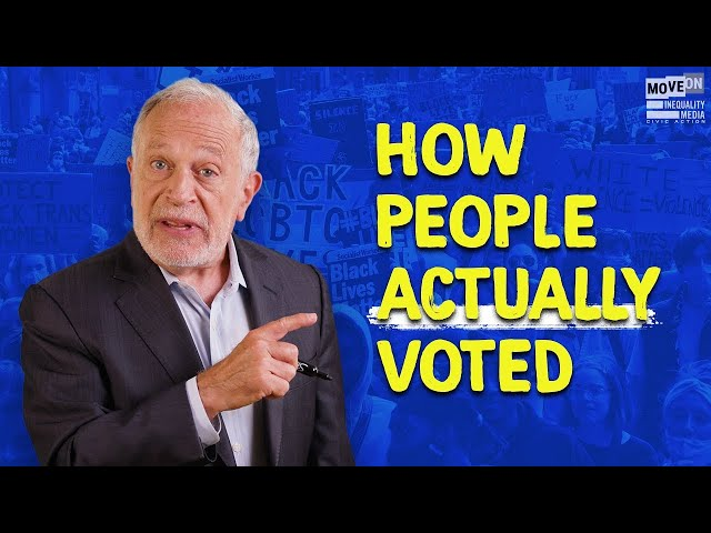 What Election Day Revealed About Progressive Policies | Robert Reich