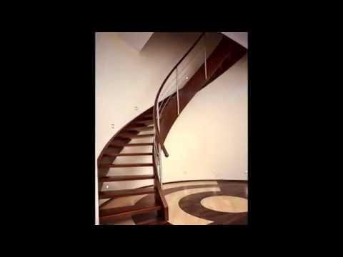 Винтовые лестницы. Фото