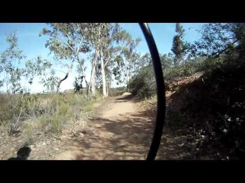 VLOG#11 Riding Lake Miramar (San Diego, CA)