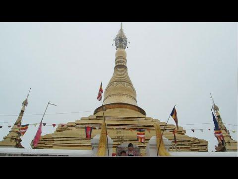 Phnom Yat - Golden Temple - Pailin Province - Cambodia