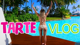 TRIPPIN' WITH TARTE Vlog | Lauren Curtis