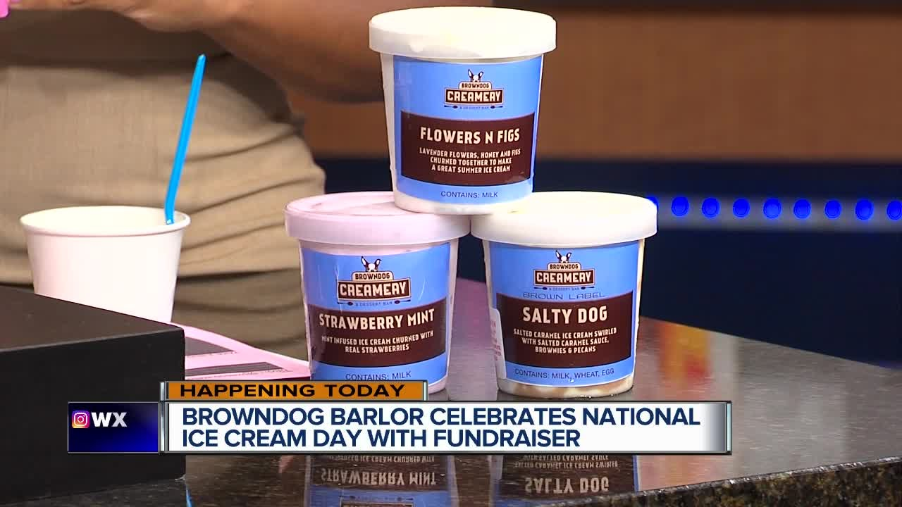 It's National Ice Cream Day! Here's how to get it free today