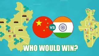 India vs China — Military comparison
