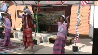 Poe Karen Song Internation Day JKP 2012