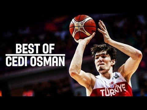 Best of Cedi Osman at FIBA EuroBasket 2017 | Highlights | FIBA