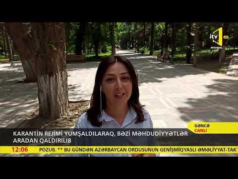 İTV Xəbər - 18.05.2020(12:00)