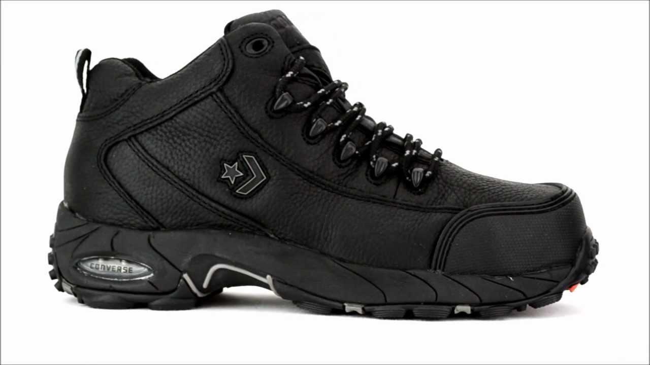 fdb87d5f6e7b Men s Converse C4555 Composite Toe WP Metal Free Work Boot   Steel-Toe-Shoes .com