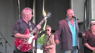 """Downchild Blues Band: """"Madison Blues"""", Southside Shuffle, Port Credit, Toronto 2013"""