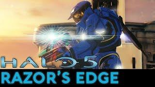 """Razor's Edge """"As extinction loomed, desperation led the Forerunners..."""