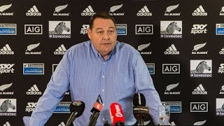 PRESS CONFERENCE: Investec Rugby Championship squad announced
