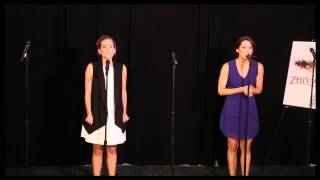 "Lora Lee Gayer and Kelli Barrett Sing ""It Comes As No Surprise"" from Broadway Musical DOCTOR ZHIVAGO"