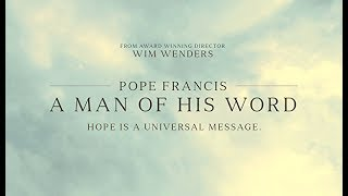 Pope Francis: A Man of His Word Soundtrack list