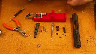 Quickies Ep. 07 - How to Disassemble and Reassemble Your Bolt