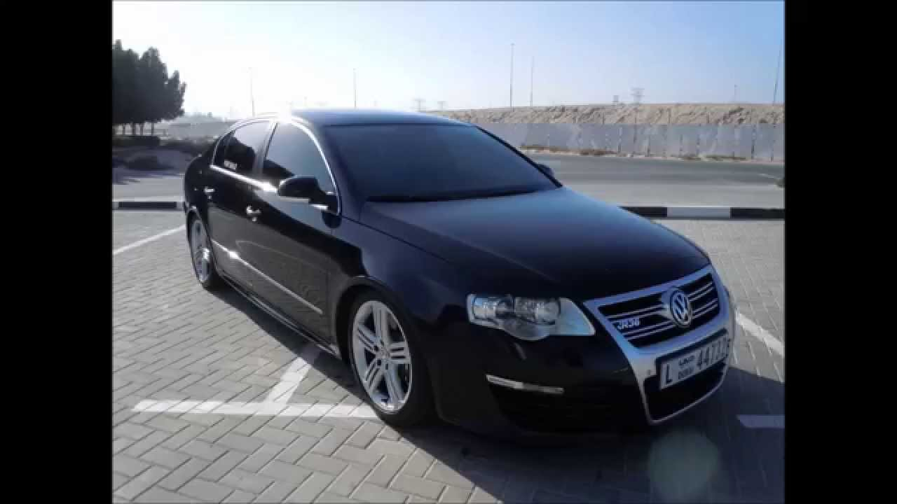 vw passat r36 3 6l v6 2008 youtube. Black Bedroom Furniture Sets. Home Design Ideas