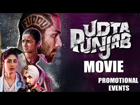 Udta Punjab Movie (2016) | Shahid Kapoor,...