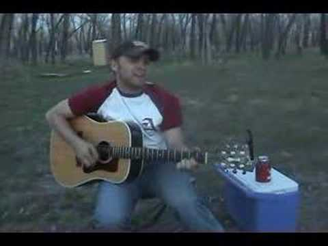 Justin sings,