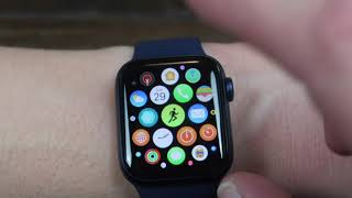 How to use the ECG feature on Apple Watch Series 6