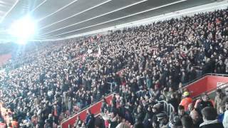 Video Gol Pertandingan Southampton vs Manchester United