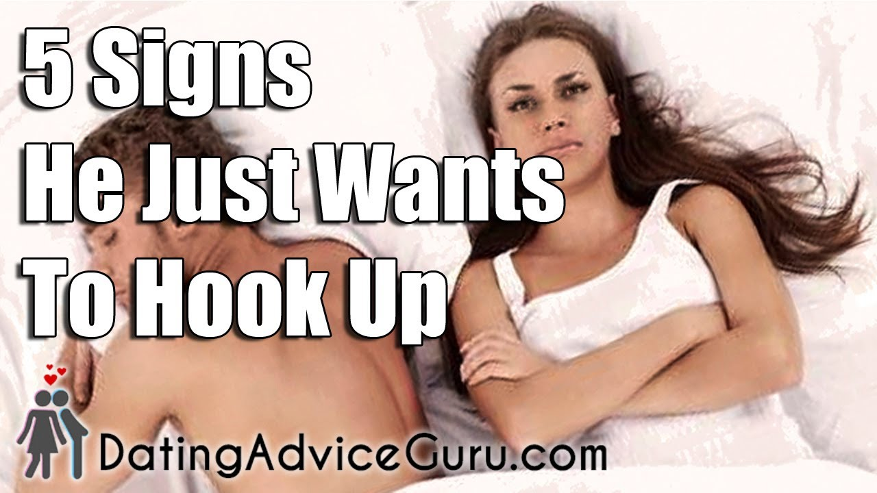 signs girl wants to hook up