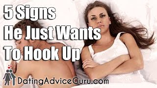 5 Signs a Girl Wants To Hook Up