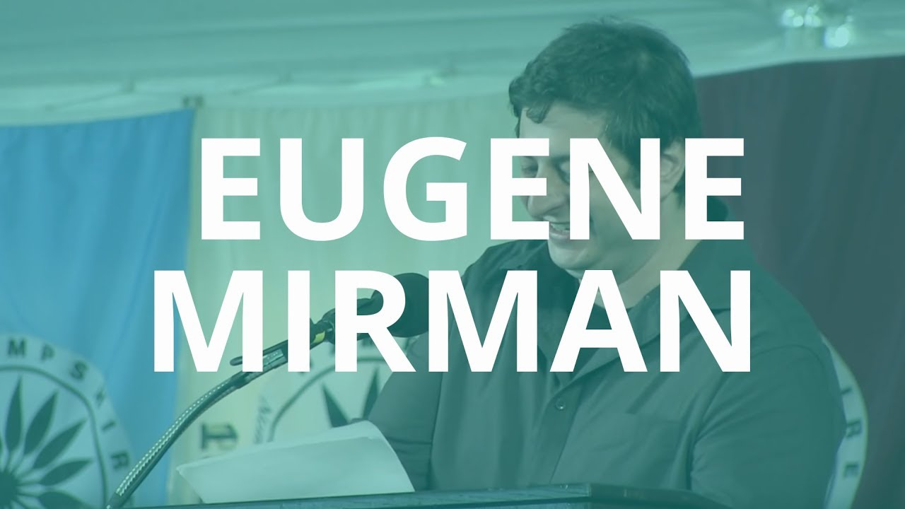 eugene mirman stand up