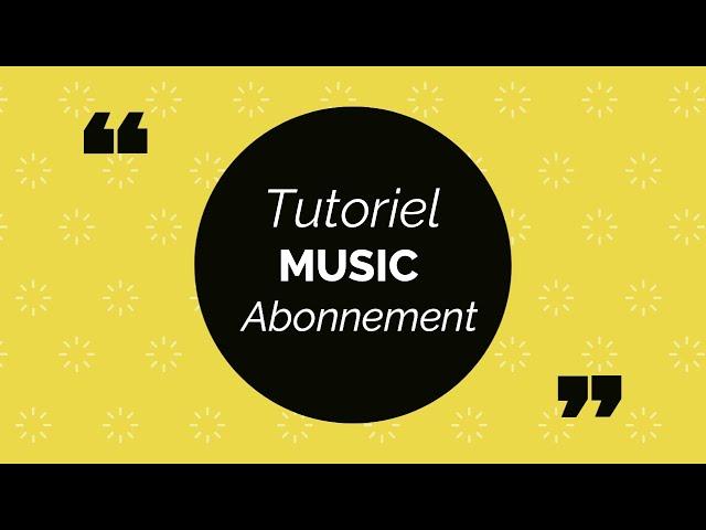 Comment envoyer son projet sur Music Abonnement ?