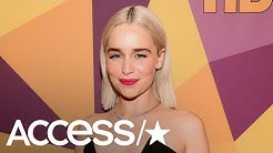 Emilia Clarke Says Her 'Game Of Thrones' Dye Job 'Killed' Her Hair | Access