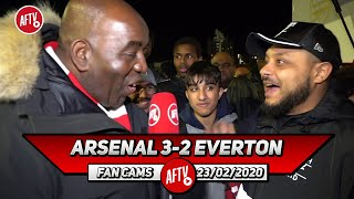 Arsenal 3-2 Everton | Henry Would Have Been Proud Of Aubameyang's Goal! (Troopz)
