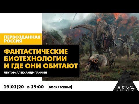 Лекция Александра Панчина