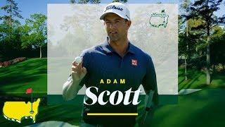 Adam Scott's First Round in Three Minutes